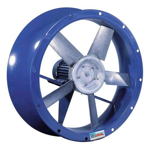 Ventilateur industriel hélicoidal/axial