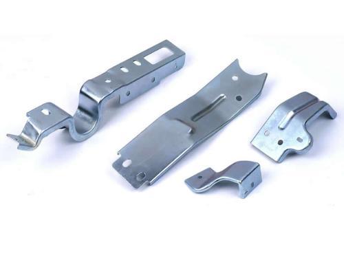 Metallstempelteile
