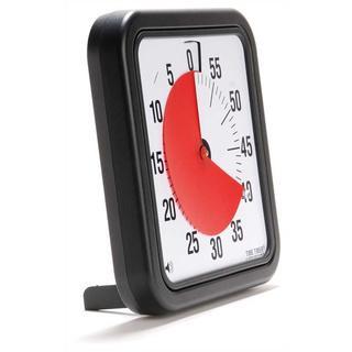 Time Timer grand 30x30 cm pour mur - AVEC SIGNAL