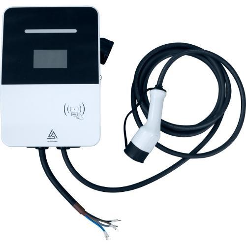 Wallbox mit Touchscreen 22 kW
