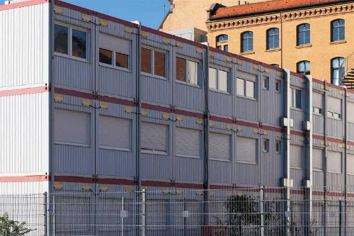 Dormitory Container