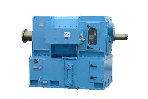 Dc Motor For Gearbox Test Rig