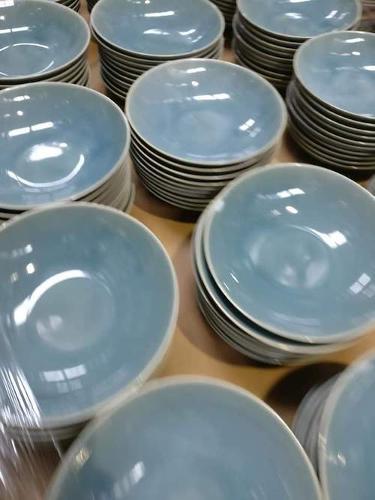 Vajilla cerámica producto nuevo producción 2019