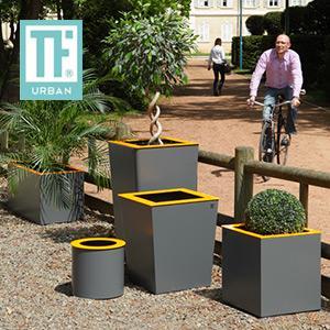 Street Planter Boxes