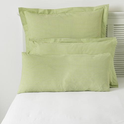 Gold Collection Easy care Check Pillowcases 150 Thread