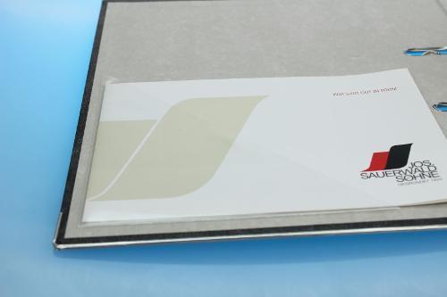 Dreieckstasche selbstklebend - Schenkellänge 170x170 mm