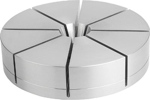Pince de serrage pour bridage intérieur