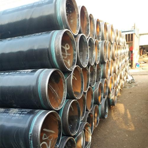 S355 steel grade spiral welded steel pipe