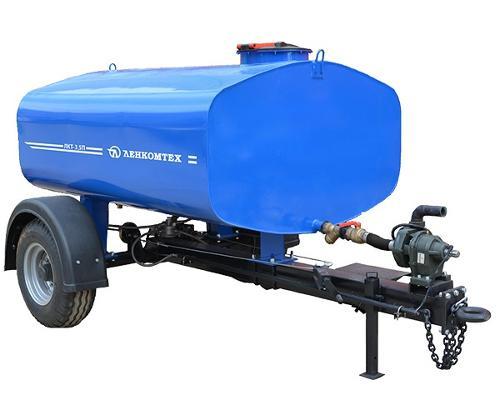 Sprinkler semi-trailer LKT-P