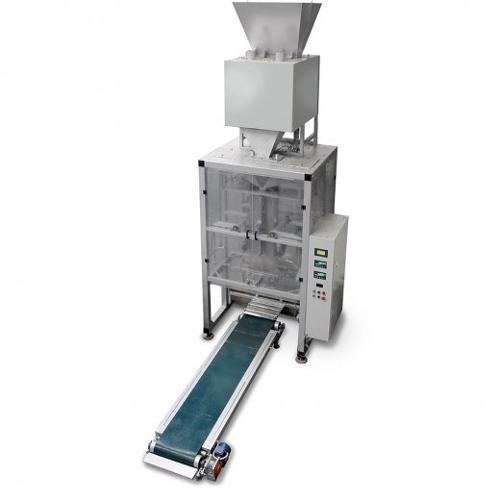 Pellets filling and packing automatic machine