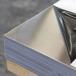 Sheet metal and strips, tinplate
