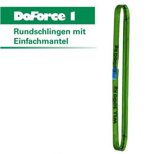 Rundschlinge DoForce 1 mit Einfachmantel