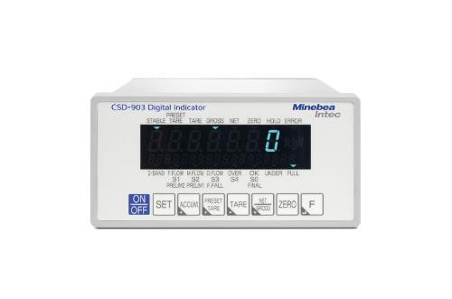 Wägeindikator CSD-903