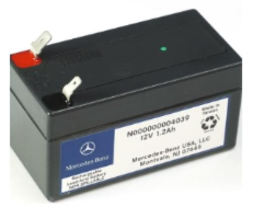 Mercedes-Benz Auxiliary Battery