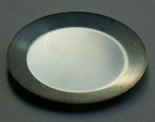 Räucherblech aus Edelstahl 75mm