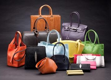Luxury Leather Bags Manufacturing