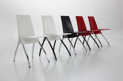 esposizione sedie da interni