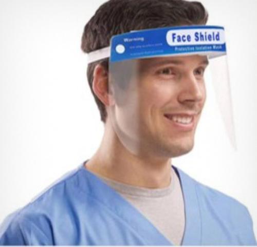 Einweg-Gesichtsschutz