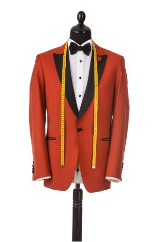 Made to measure ceremony suit, taillor made in Romania