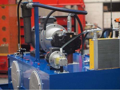 Гидравлические компоненты для станций