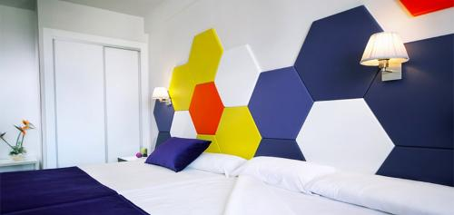 Acoustic Hexagonal Wall Panels