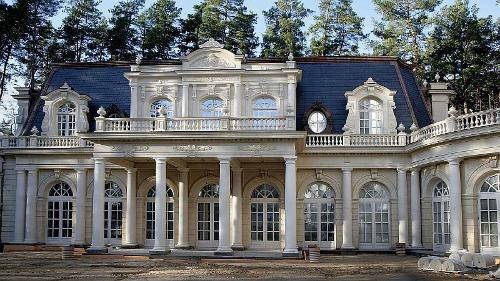 Фасадный декор для облицовки дома
