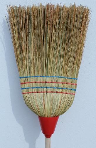 Sorghum Broom