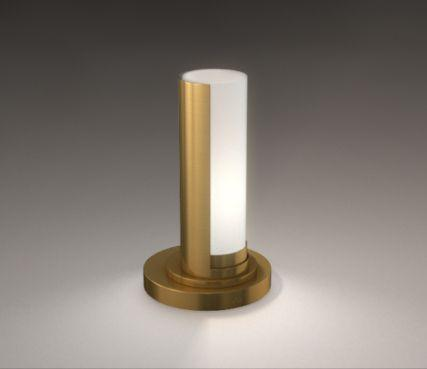Contemporary style lamp