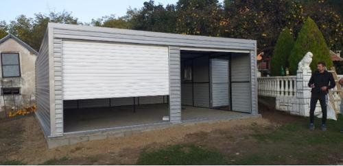 Prefabricated Garages