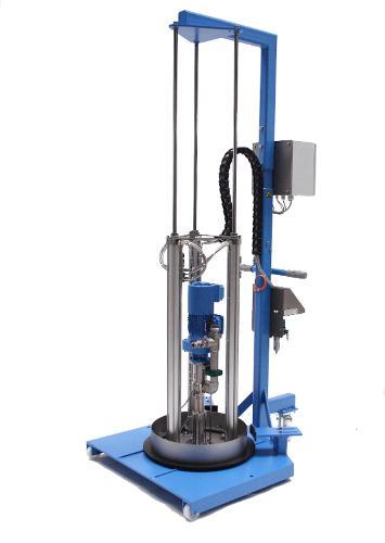 Fassentleerung ViscoMT-L / Behälterentleerung
