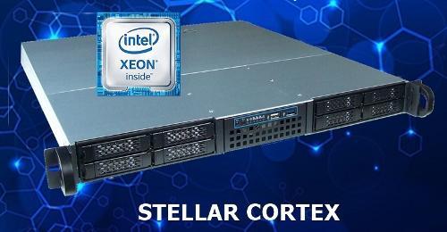SERVEUR 1U STELLAR CORTEX HELIOS RS119E38 Series