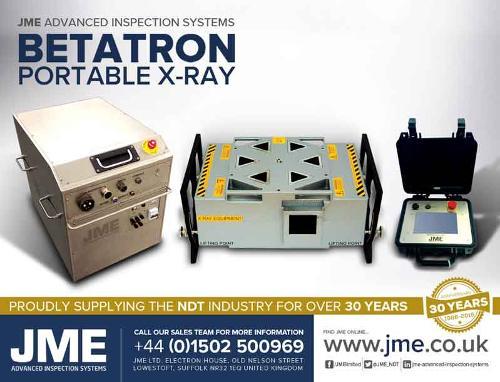 Betatron Portable X-Ray