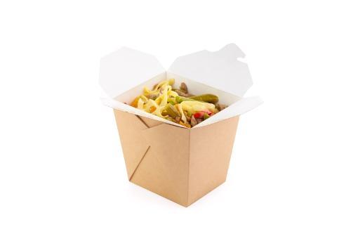 Noodle Box (assembled)