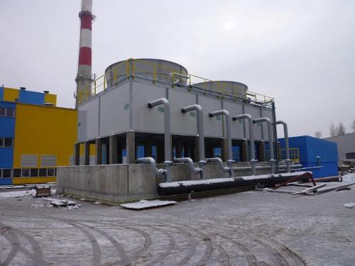 PMM Modula Cooling Tower