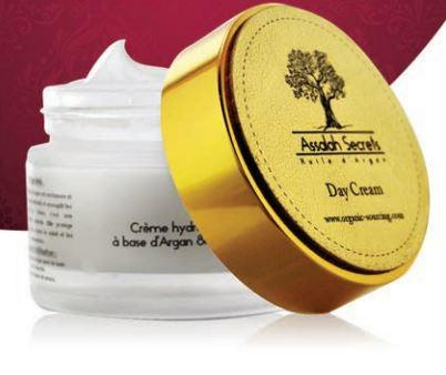Argan Face Cream