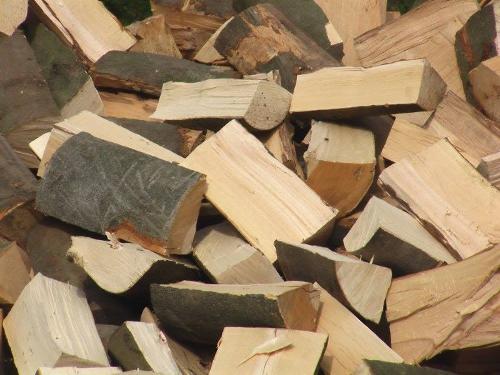 Chêne Hêtre Frêne Bois de chauffage séché au four 25-33cm