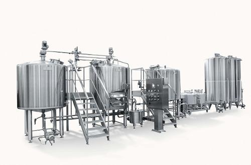 C49 BREWERY EQUIPMENT FOR SMALL/MEDIUM BUSINESSES