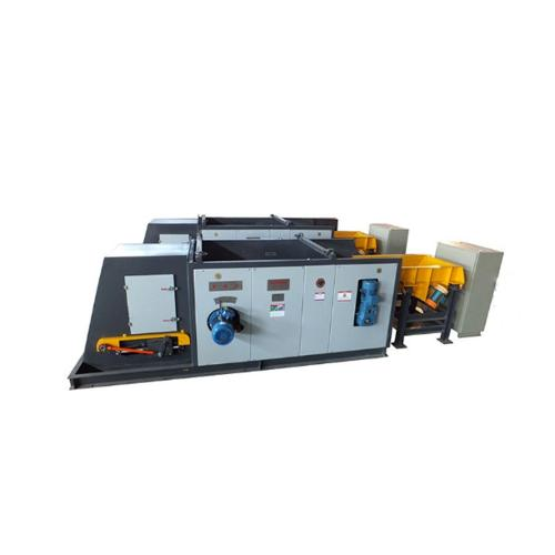 Eddy current machine for auto and white goods separation