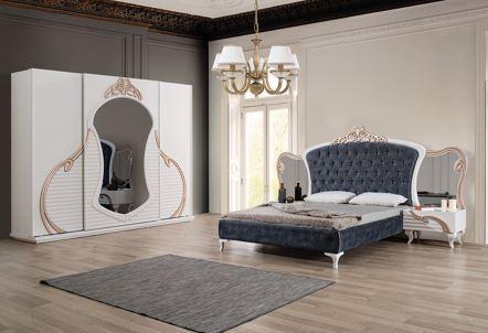 High Quality New Season Bedroom Set