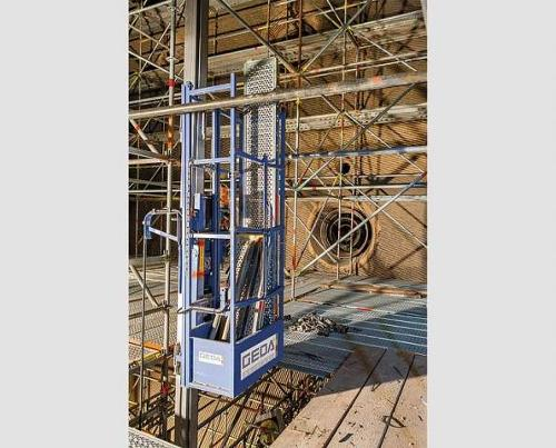 hoists and elevators, construction | products
