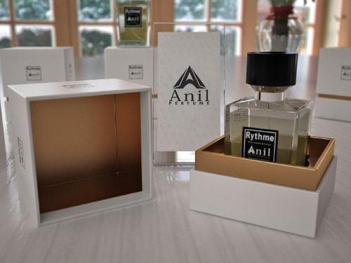 produktion parfym