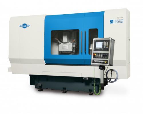 ELB smartLine - surface & profile grinding machine