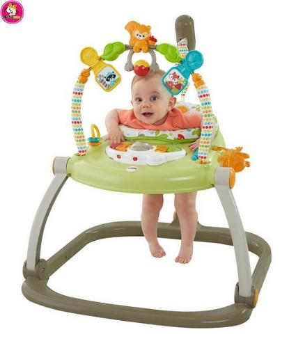 High quality cotton baby chair jumperoo