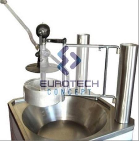 Unité de production de chips  manuelle compacte MSM01-ET