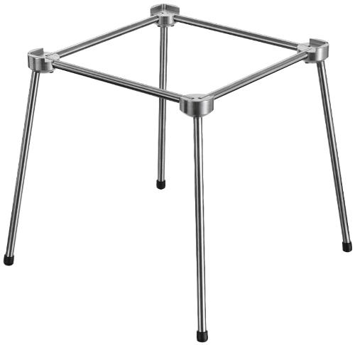 Stainless 4-feet stand
