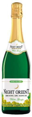 Night Orient White Grape