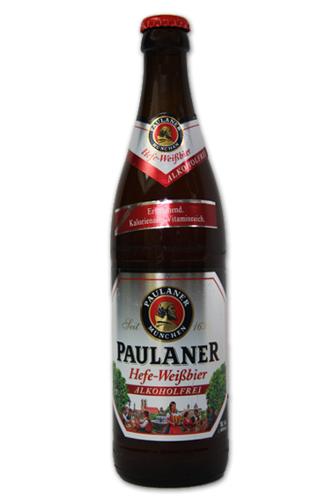 PAULANER Hefe-Weissbier (white beer)