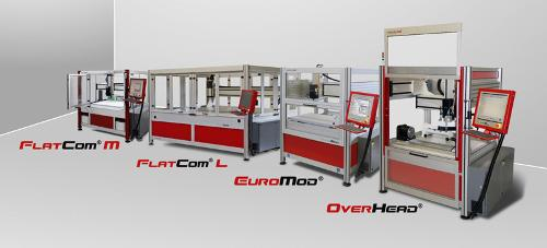 Kompakte CNC Maschinen