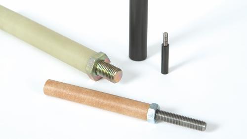Brush-holder bolts