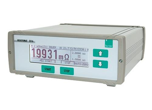 Milliohmmeter -  RESISTOMAT® 2316